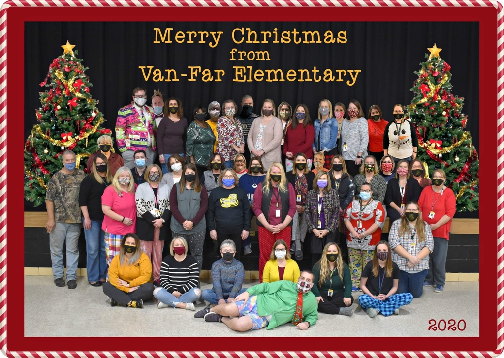 Van-Far Elementary Staff!