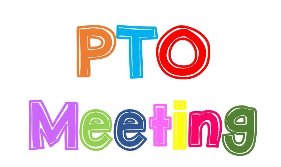 PTO Meeting September 8 at 6:00.