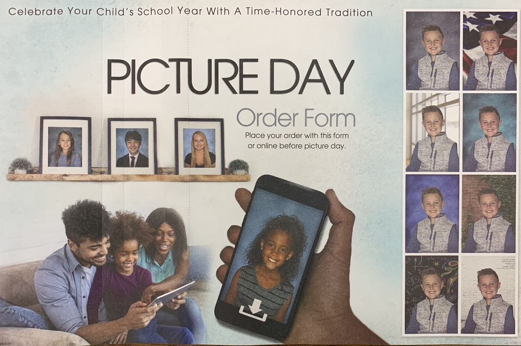 Picture Day tomorrow!!